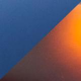 939 - Dark Havana / Blue Opac